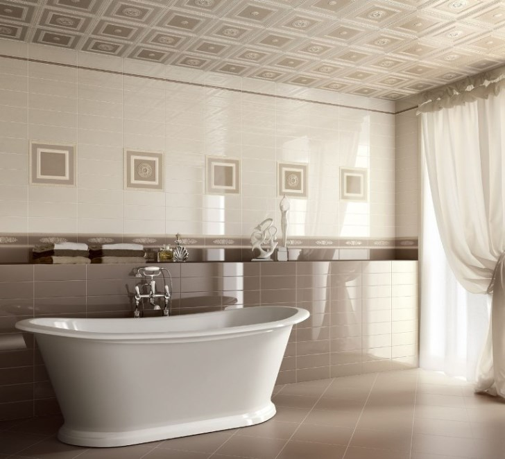 плитка для ванной керамир