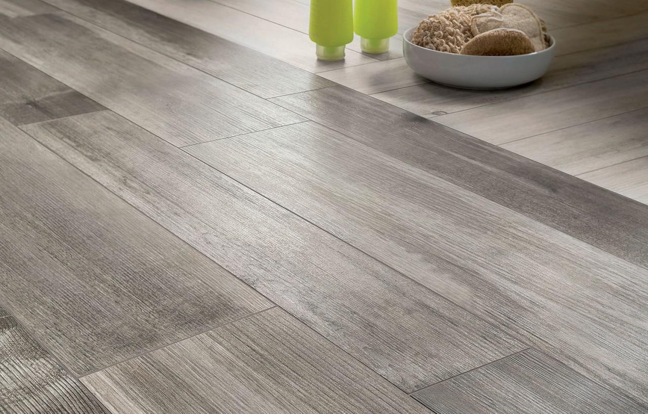 Tile ceramic flooring