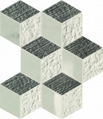 Мозаика WE00RB White Experience ROMBO BIANCO MOSAICO